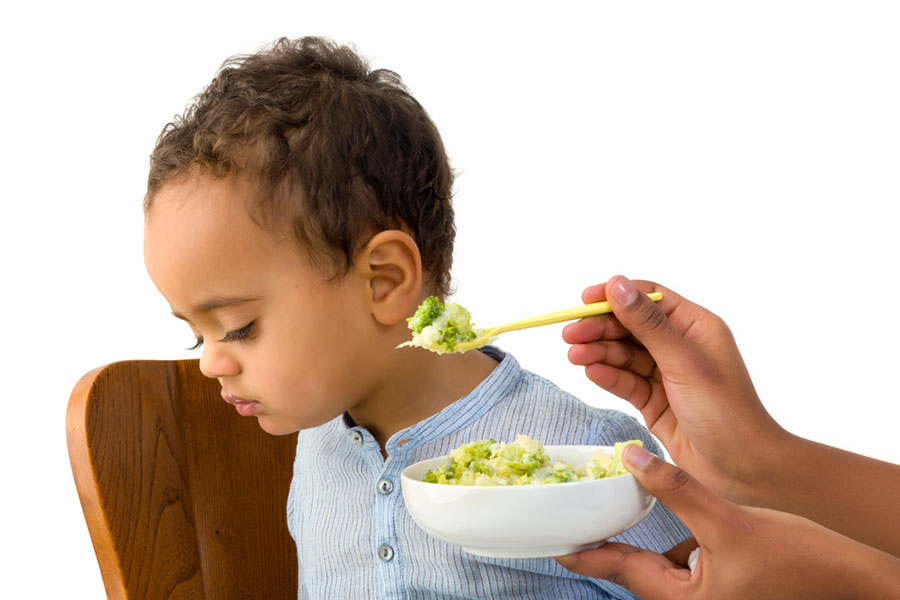 Child Feeding and Swallowing Problems